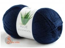 Aloe Sockwool 1660 tamsiai mėlyna