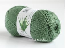 Aloe Sockwool 5635 šalavijų žalia