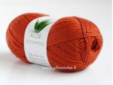 Aloe Sockwool 5640 oranžinė