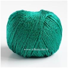 Cotton Dazzle 143 tamsiai žalia