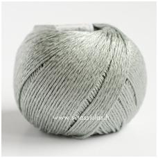 Cotton Dazzle 237 žalsvai pilka