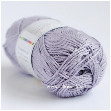 Cotton Queen 0193 pilkai violetinė