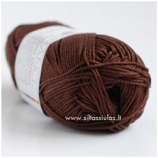Cotton Queen 0227 šokolado ruda