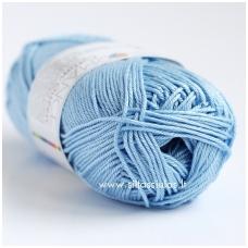 Cotton Queen 085 šviesiai mėlyna