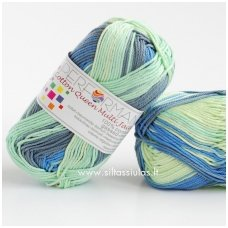 Cotton Queen Multi Jacquard 10486 Rasota pieva
