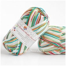 Cotton Queen Multi Jacquard 61143 Konfeti