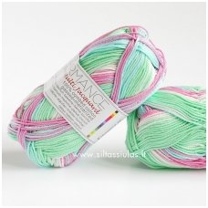 Cotton Queen Multi Jacuard 10484 Ryto rasa