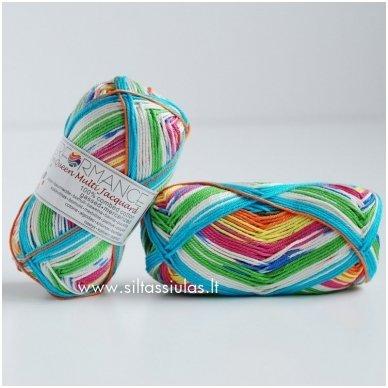 Cotton Queen Multi Jacquard 10457 Saldainiai 2