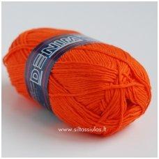 Denim 14 sodri oranžinė