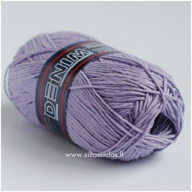 Denim 05 pilkai violetinė