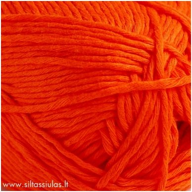 Denim 14 sodri oranžinė 2
