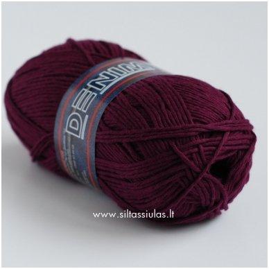 Denim 571 tamsiai violetinė