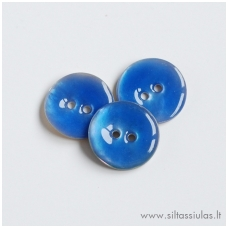 Emale dengta perlamutro saga (mėlyna)