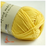 Extrafine Merino 120 citrinų geltona 7441