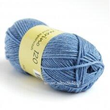 Extrafine Merino 120 šviesesnė džinso mėlyna 1944