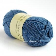 Extrafine Merino 120 tamsesnė džinso mėlyna 904