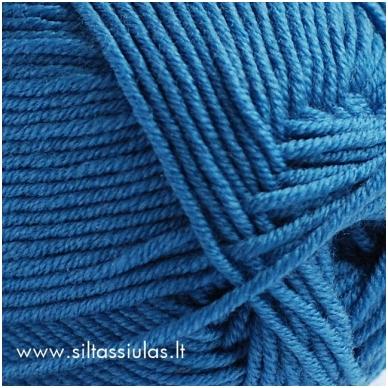 Extrafine Merino 120 vandens mėlyna 4222 2