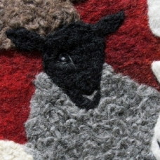 Gotlando avys, stebuklingai šilti siūlai ir hobitų apsiaustai