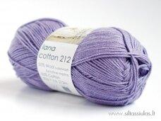 Hjertegarn Lana Cotton 212 levandos 3718