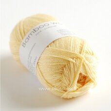 Hjertegarn Bamboo Wool 3050 gelsva