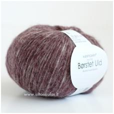 Hjertegarn Brushed Wool 1623 slyvų violetinė