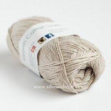Hjertegarn Green Cotton Linen 2122 lino rusva