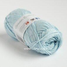 Hjertegarn Green Cotton Linen 5105 lengvai melsva