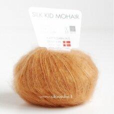 Hjertegarn Silk Kid Mohair 1157 karamelė