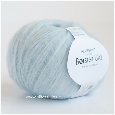 Hjertegarn Brushed Wool 4112 melsva