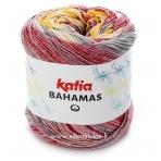 Katia Bahamas 65 rausva - gelsva