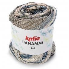 Katia Bahamas 62 pilka - rusva - melsva