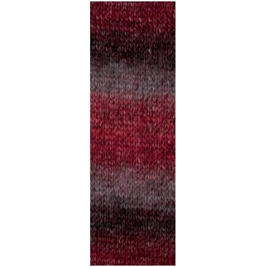 Katia Lucy Lace 211 raudona - pilka 2