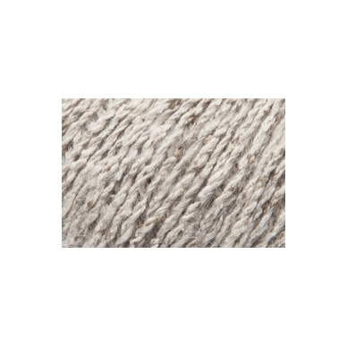 Katia Concept Silk Tweed 52 drobės balta 2