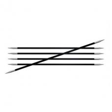 KnitPro Karbonz virbalai kojinėms 20 cm/1,25 mm