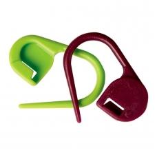 KnitPro mezgimo akių žymekliai (užsegami)