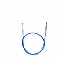 KnitPro valas prisukamiems virbalams (mėlynas) 50 cm