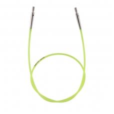 KnitPro valas prisukamiems virbalams (žalsvas) 60 cm