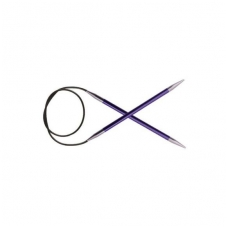 KnitPro Zing virbalai su valu 100 cm/7.00 mm