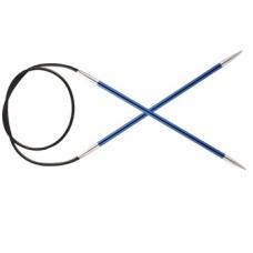 KnitPro Zing virbalai su valu 120 cm/4,00 mm