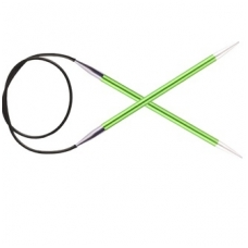 KnitPro Zing virbalai su valu 150 cm/3,50 mm