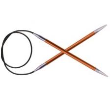 KnitPro Zing virbalai su valu 80 cm/2,75 mm