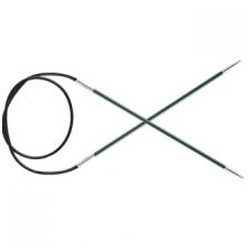 KnitPro Zing virbalai su valu 80 cm/3,00 mm