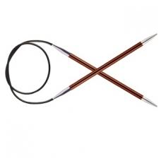 KnitPro Zing virbalai su valu 80 cm/5,50 mm