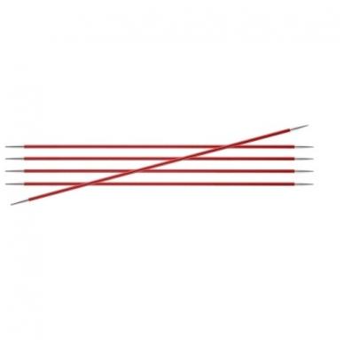 KnitPro Zing virbalai kojinėms 20 cm/2,50 mm