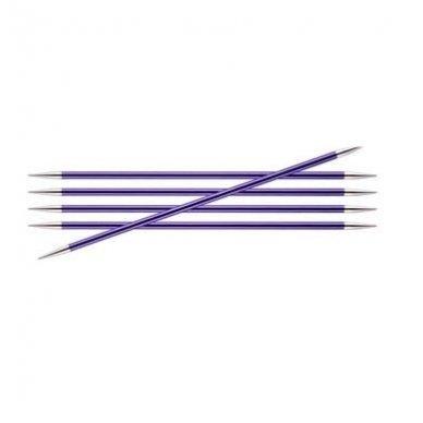 KnitPro Zing virbalai kojinėms 20 cm/3,75 mm
