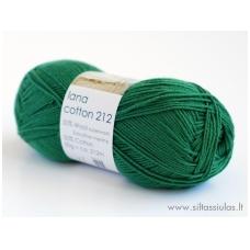 Lana Cotton 212 žolė 5511