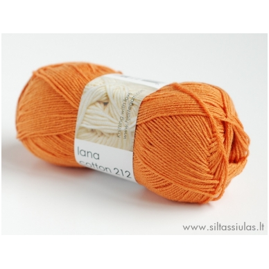 Lana Cotton 212 apelsinai 1346