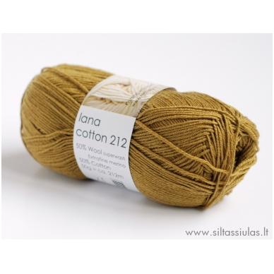 Lana Cotton 212 pistacijos 836