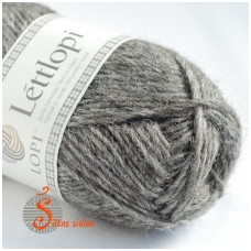 Lettlopi 0057 grey heather