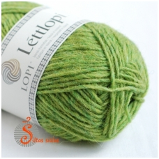 Lettlopi 1406 spring green heather